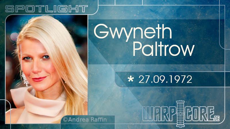 Spotlight: Gwyneth Paltrow