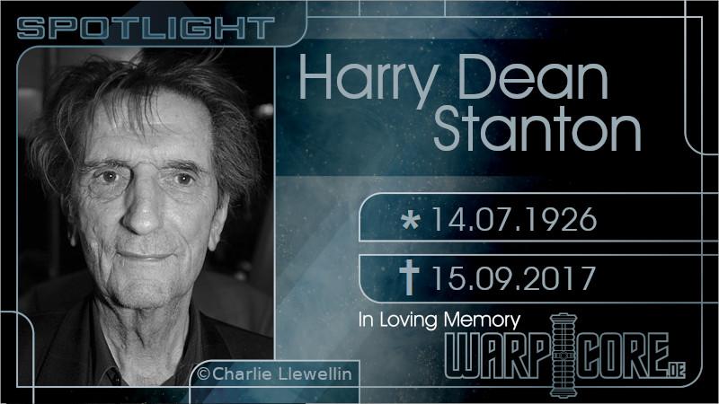Spotlight: Harry Dean Stanton