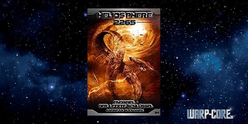 [Heliosphere 2265 024] Endspiel – Der letzte Schlüssel