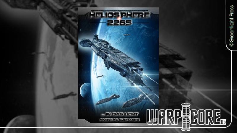 Review: Heliosphere 2265 – Band 32: … in das Licht