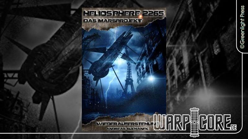 Review: Heliosphere 2265 – Das Marsprojekt 04: Wiederauferstehung