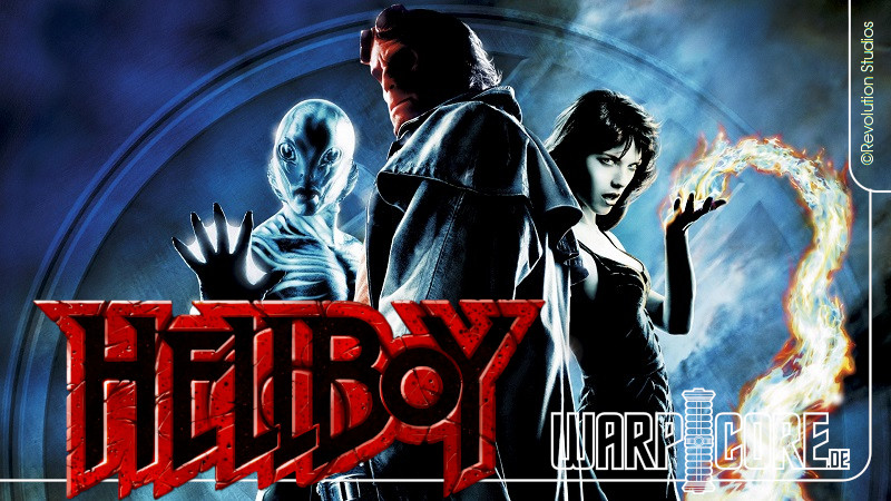 Review: Hellboy (2004)