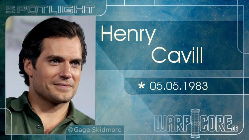 Spotlight: Henry Cavill