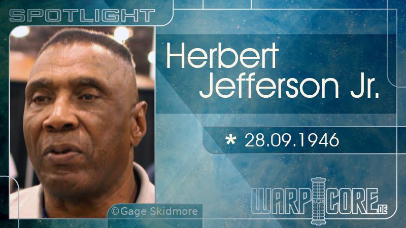 Spotlight: Herbert Jefferson Jr.
