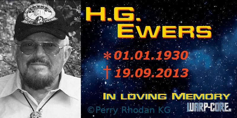 Spotlight: H. G. Ewers