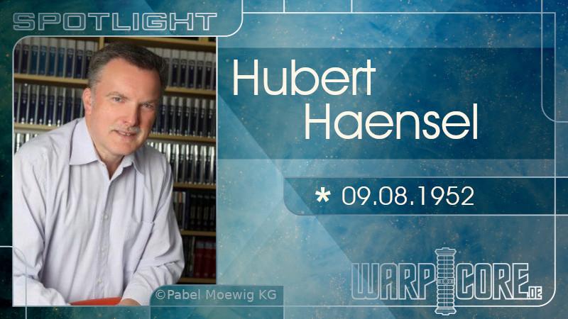 Spotlight: Hubert Haensel