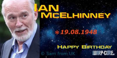 Spotlight: Ian McElhinney