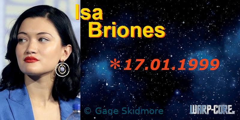 Spotlight: Isa Briones