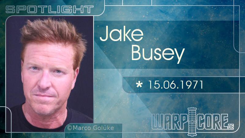 Spotlight: Jake Busey