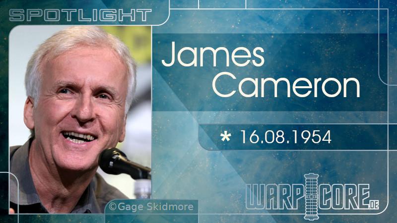 Spotlight: James Cameron