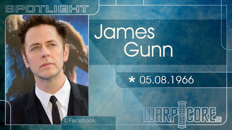 Spotlight: James Gunn