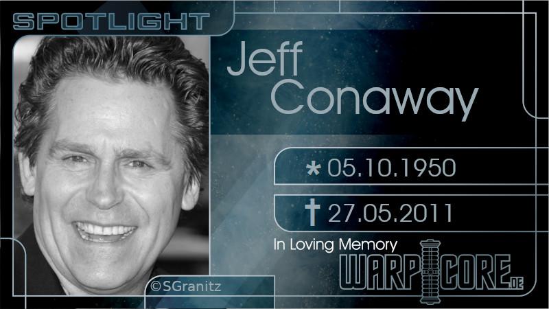 Spotlight: Jeff Conaway