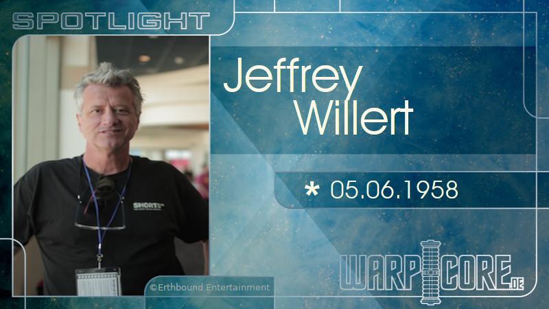 Spotlight: Jeffrey Willerth