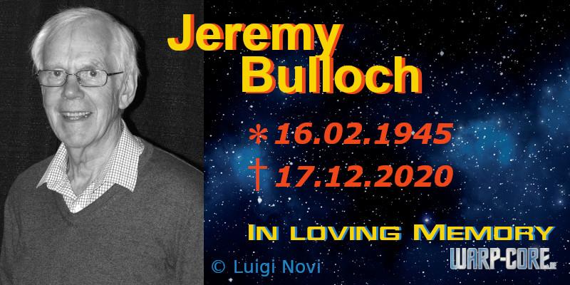 Jeremy Bulloch verstorben
