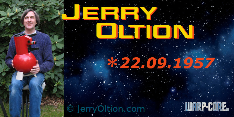 Spotlight: Jerry Oltion