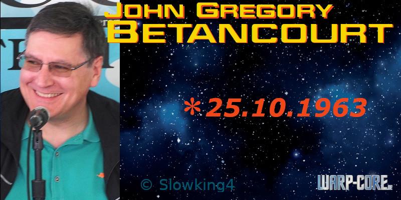 John Gregory Betancourt