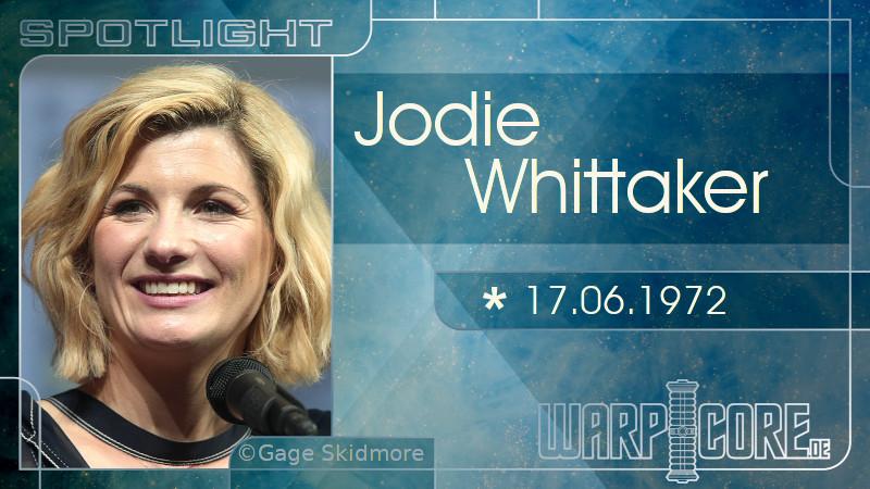 Spotlight: Jodie Whittaker