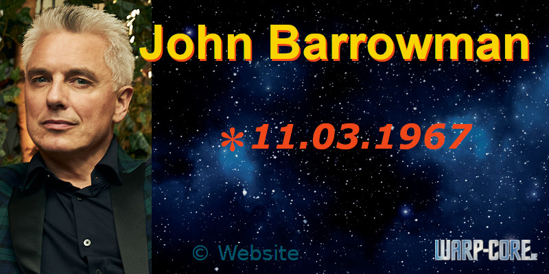 Spotlight: John Barrowman