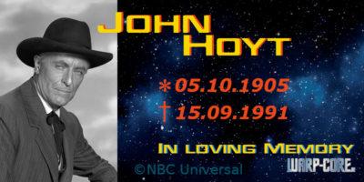 Spotlight: John Hoyt