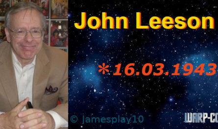 John Leeson