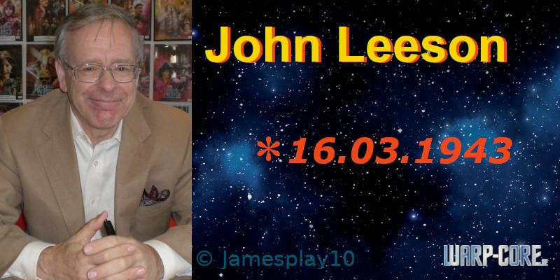 Spotlight: John Leeson