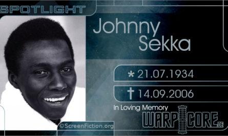Johnny Sekka