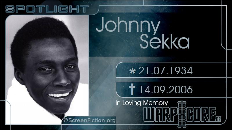 Spotlight: Johnny Sekka