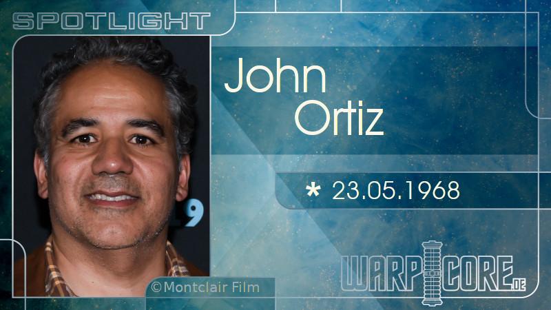 Spotlight: John Ortiz