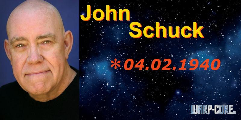 Spotlight: John Schuck