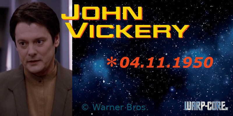 Spotlight: John Vickery