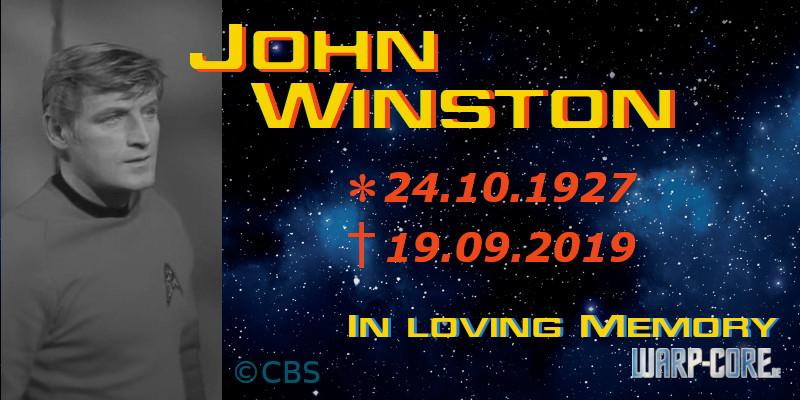 Spotlight: John Winston