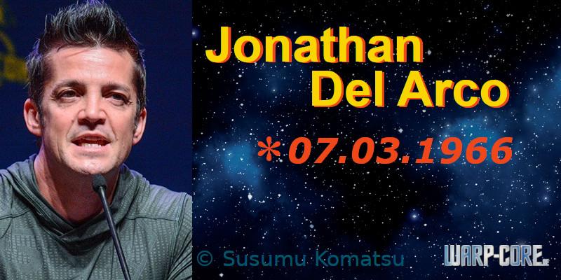 Spotlight: Jonathan Del Arco