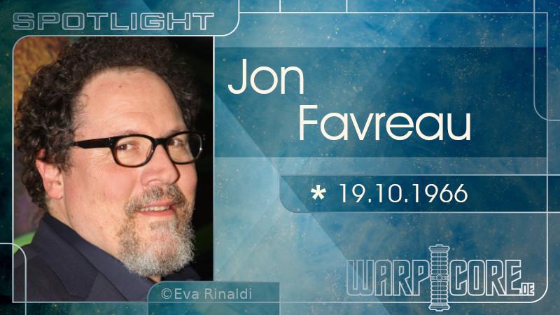Spotlight: Jon Favreau