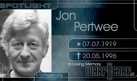 Jon Pertwee