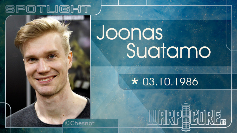 Spotlight: Joonas Suotamo