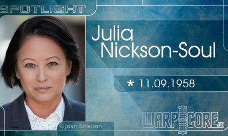 Julia Nickson-Soul