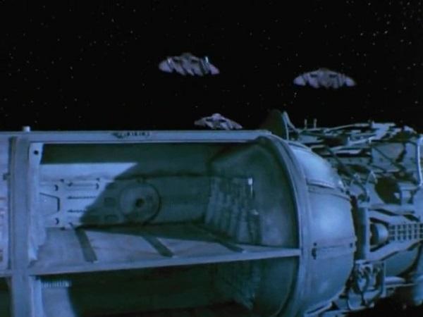 Kampfstern Galactica 001 – Saga of a Star World