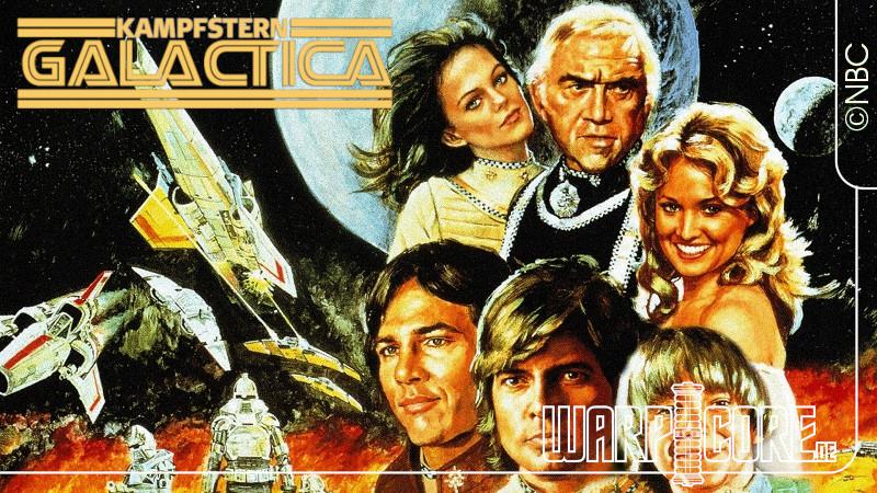 Kampfstern Galactica 04 – Der verlorene Planet der Götter Teil 1