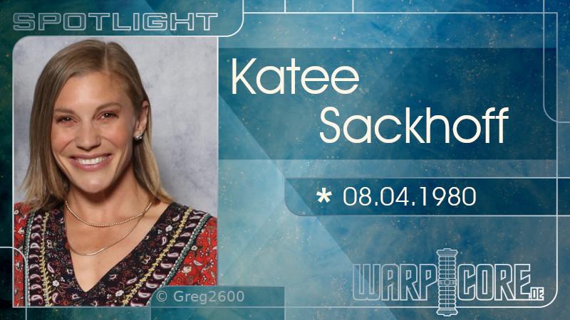 Spotlight: Katee Sackhoff