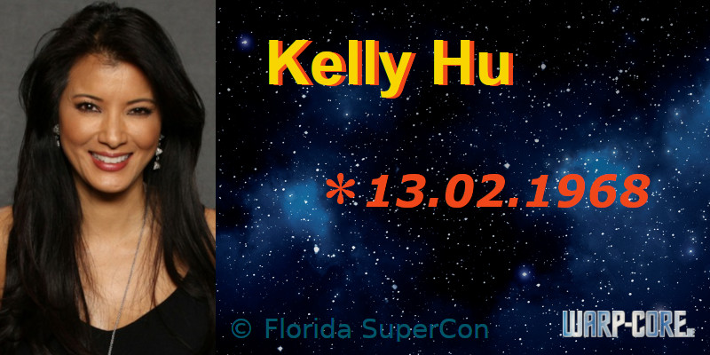 Spotlight: Kelly Hu