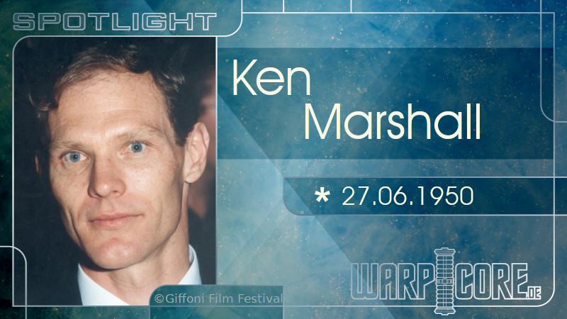Spotlight: Ken Marshall