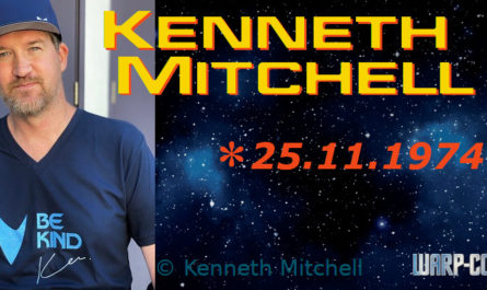 Kenneth Mitchell