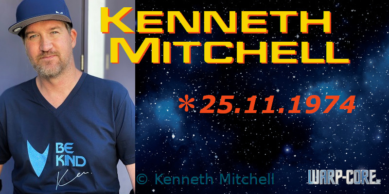 Spotlight: Kenneth Mitchell