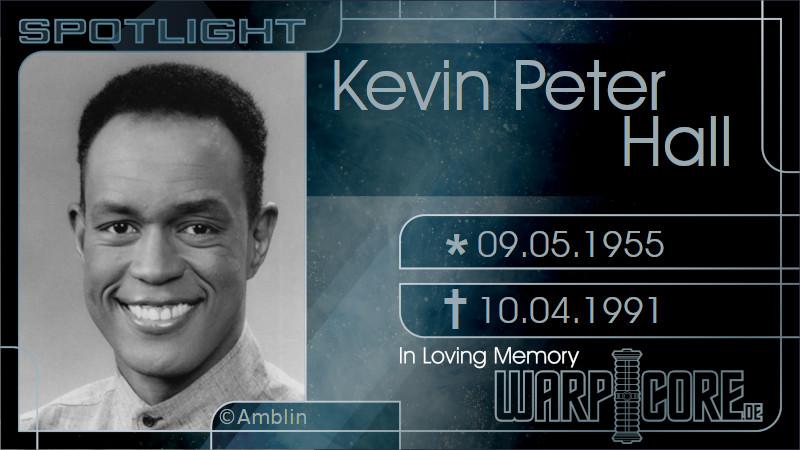 Spotlight: Kevin Peter Hall