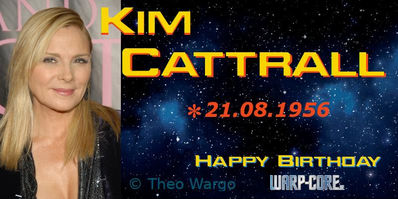 Spotlight: Kim Cattrall