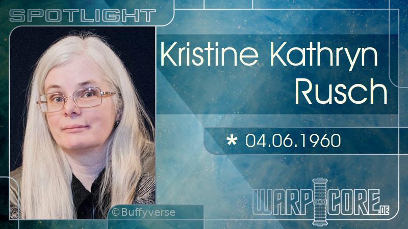 Spotlight: Kristine Kathryn Rusch