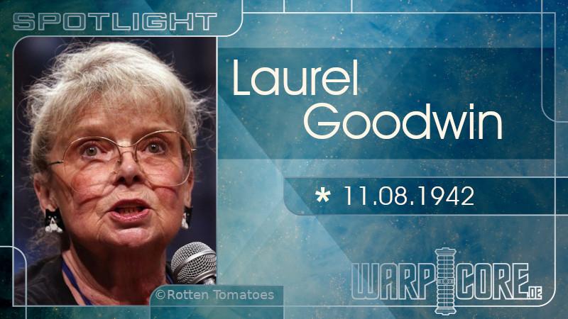 Spotlight: Laurel Goodwin