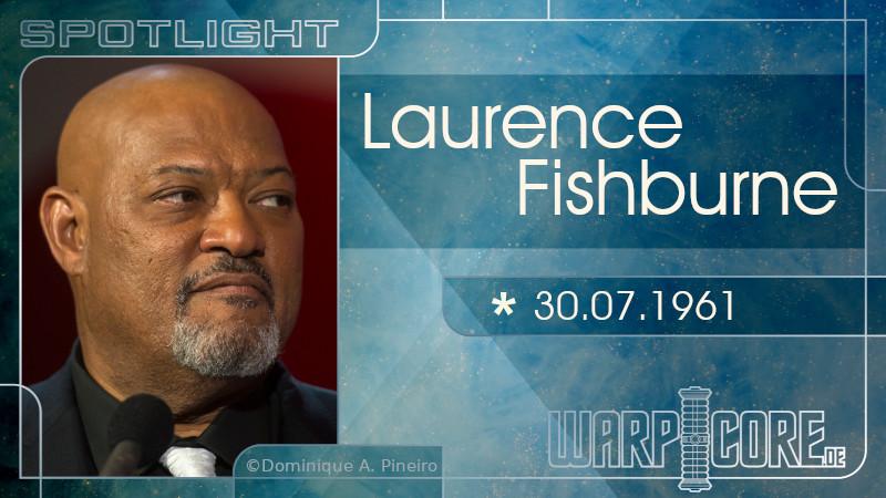 Spotlight: Laurence Fishburne