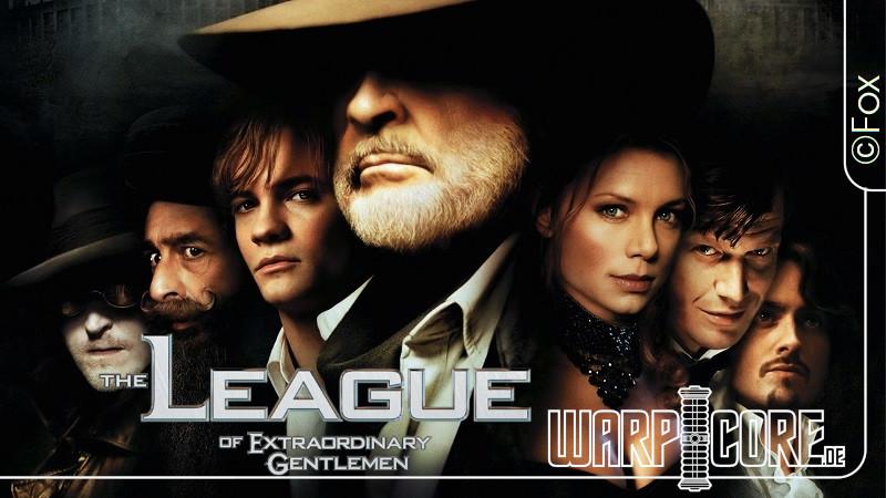 Review: Die Liga der außergewöhnlichen Gentlemen (2003)