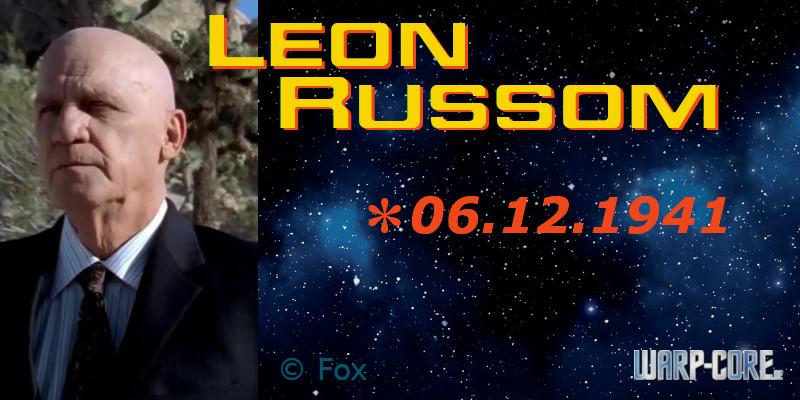 Spotlight: Leon Russom